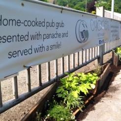 Cygnets Restaurant planting scheme.