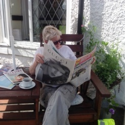 Reading the papers