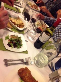 Informal dining