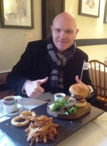 The Great Pontfadog Oak Cygneture Burger